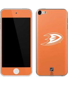 Anaheim Ducks Color Pop Apple iPod Skin