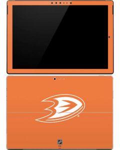 Anaheim Ducks Color Pop Surface Pro 4 Skin