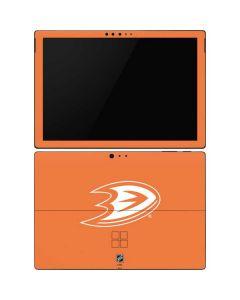 Anaheim Ducks Color Pop Surface Pro 6 Skin