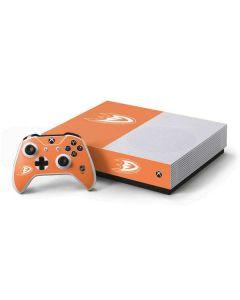 Anaheim Ducks Color Pop Xbox One S All-Digital Edition Bundle Skin