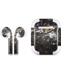 Anaheim Ducks Frozen Apple AirPods 2 Skin