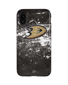 Anaheim Ducks Frozen iPhone XR Pro Case