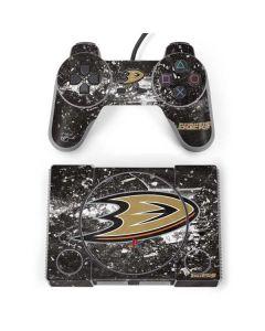 Anaheim Ducks Frozen PlayStation Classic Bundle Skin