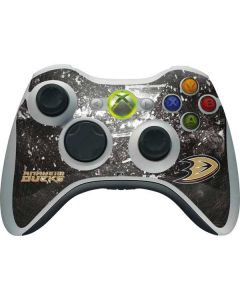 Anaheim Ducks Frozen Xbox 360 Wireless Controller Skin