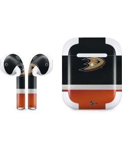 Anaheim Ducks Jersey Apple AirPods 2 Skin