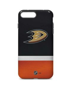 Anaheim Ducks Jersey iPhone 8 Plus Pro Case