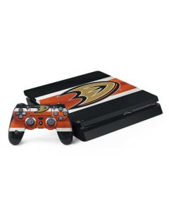Anaheim Ducks Jersey PS4 Slim Bundle Skin