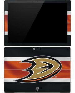 Anaheim Ducks Jersey Surface Pro 4 Skin