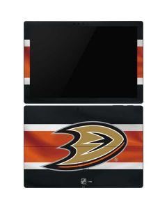 Anaheim Ducks Jersey Surface Pro 6 Skin