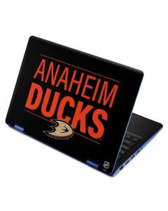 Anaheim Ducks Lineup Aspire R11 11.6in Skin