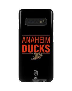 Anaheim Ducks Lineup Galaxy S10 Plus Pro Case