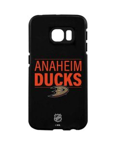 Anaheim Ducks Lineup Galaxy S7 Edge Pro Case