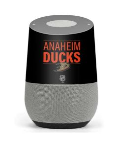 Anaheim Ducks Lineup Google Home Skin