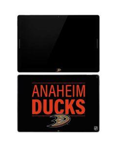 Anaheim Ducks Lineup Google Pixel Slate Skin
