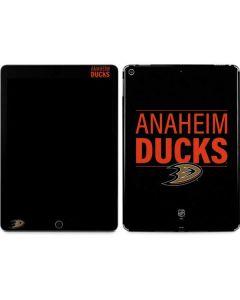 Anaheim Ducks Lineup Apple iPad Air Skin