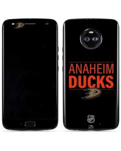Anaheim Ducks Lineup Moto X4 Skin