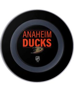 Anaheim Ducks Lineup Wireless Charger Skin