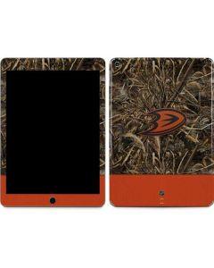 Anaheim Ducks Realtree Max-5 Camo Apple iPad Air Skin