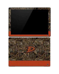 Anaheim Ducks Realtree Max-5 Camo Surface Pro 4 Skin
