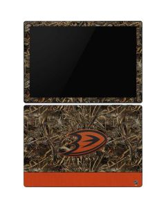Anaheim Ducks Realtree Max-5 Camo Surface Pro 6 Skin
