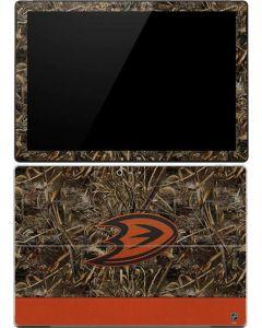 Anaheim Ducks Realtree Max-5 Camo Surface Pro (2017) Skin