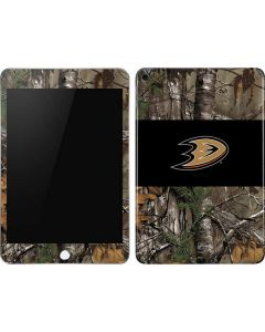 Anaheim Ducks Realtree Xtra Camo Apple iPad Mini Skin