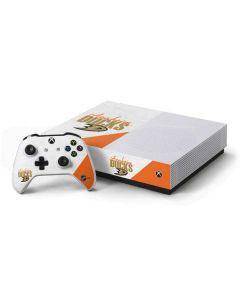 Anaheim Ducks Script Xbox One S All-Digital Edition Bundle Skin