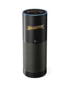 Anaheim Ducks Solid Background Amazon Echo Skin