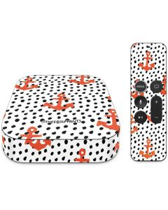 Anchors and Dots Apple TV Skin