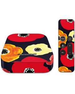 Anemone Flower Apple TV Skin