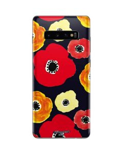 Anemone Flower Galaxy S10 Plus Skin