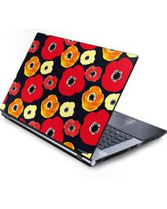 Anemone Flower Generic Laptop Skin