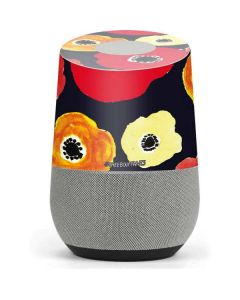Anemone Flower Google Home Skin