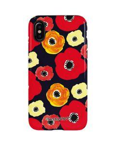 Anemone Flower iPhone X Pro Case
