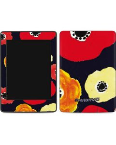Anemone Flower Amazon Kindle Skin