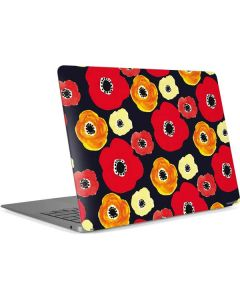 Anemone Flower Apple MacBook Air Skin