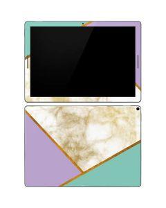 Angled Marble Google Pixel Slate Skin