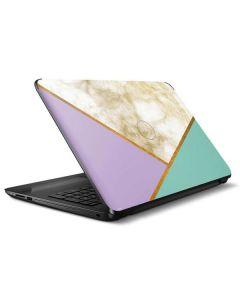Angled Marble HP Notebook Skin