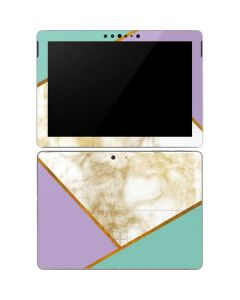 Angled Marble Surface Go Skin