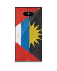 Antigua and Barbuda Flag Distressed Razer Phone 2 Skin