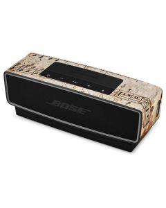 Antique Notes Bose SoundLink Mini Speaker II Skin