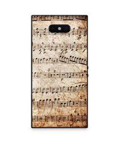 Antique Notes Razer Phone 2 Skin