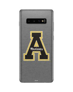 App State Mountaineers Galaxy S10 Plus Skin
