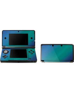 Aqua Blue Chameleon 3DS (2011) Skin