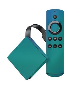 Aqua Blue Chameleon Amazon Fire TV Skin