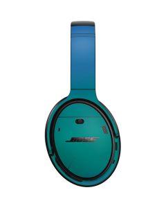 Aqua Blue Chameleon Bose QuietComfort 35 Headphones Skin