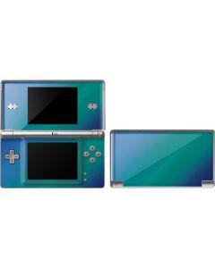 Aqua Blue Chameleon DS Lite Skin