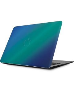 Aqua Blue Chameleon Apple MacBook Skin