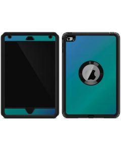 Aqua Blue Chameleon Otterbox Defender iPad Skin