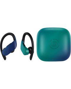 Aqua Blue Chameleon PowerBeats Pro Skin